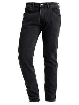 Edwin DROP CROTCH Jeansy Straight leg grey denim