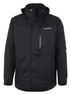 Columbia ALPINE ACTION Kurtka snowboardowa black