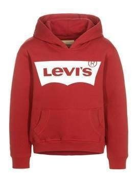 Levi's® Bluza z kapturem red