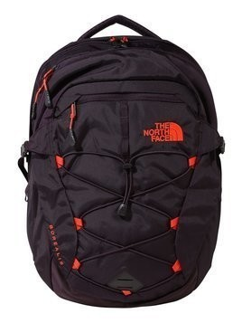 The North Face BOREALIS  Plecak podróżny dark purple