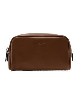 Coach SMALL DOPP KIT IN SPORT  Kosmetyczka dark saddle