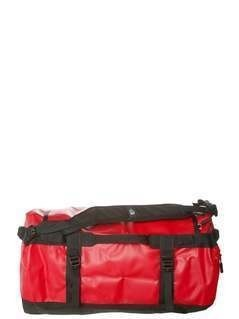 The North Face BASE CAMP DUFFEL Torba podróżna red/black