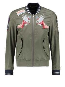 Replay Kurtka Bomber olive