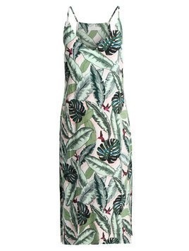 Seafolly PALM BEACH DRESS Akcesoria plażowe moss