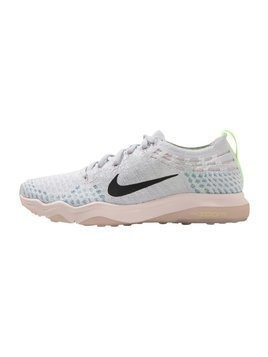 Nike Performance W AIR ZOOM FEARLESS FK WARM Obuwie treningowe pure platinum/anthracite/barely rose