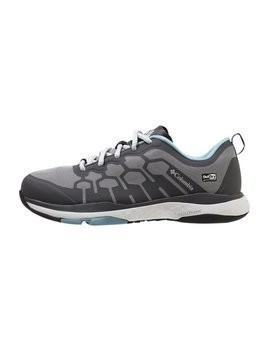 Columbia ATS TRAIL FS38 OUTDRY Obuwie hikingowe ti grey steel/storm