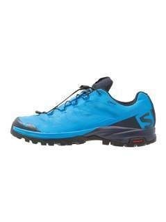 Salomon OUTPATH GTX Obuwie hikingowe indigo bunting/navy blazer/black