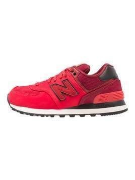New Balance ML574 Tenisówki i Trampki energy red