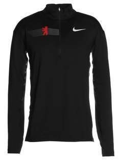 Nike Performance DRY ELEMENT BERLIN MARATHON Koszulka sportowa black