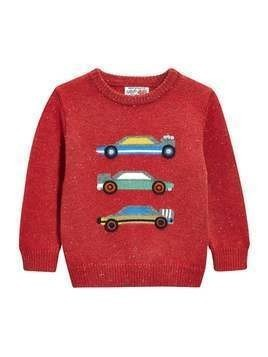 Next Sweter red