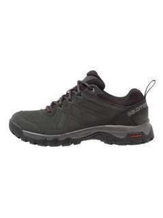 Salomon EVASION 2 Obuwie hikingowe black/quiet shade