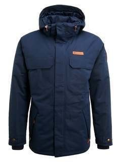Columbia RUGGED PATH Parka collegiate navy