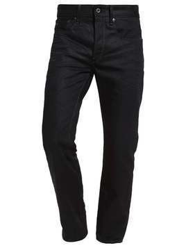 GStar 3301 LOOSE Jeansy Relaxed fit hoist black denim