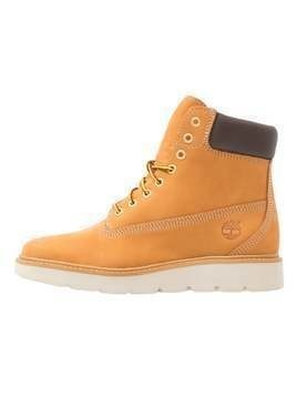 Timberland KENNISTON 6 INCH Botki na platformie wheat