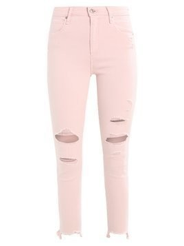 Abercrombie & Fitch Jeans Skinny Fit light pink