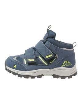 Kappa ACTION TEX Buty trekkingowe navy/lime