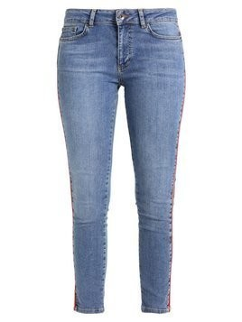 More & More Jeansy Slim Fit mid blue denim