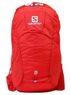 Salomon TRAIL 20 Plecak podróżny bright red