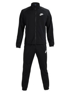 Nike Sportswear BASIC Dres black/white