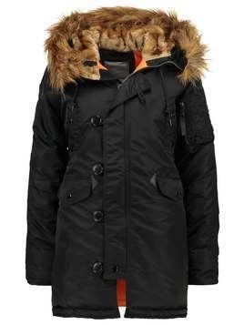 Alpha Industries Parka black