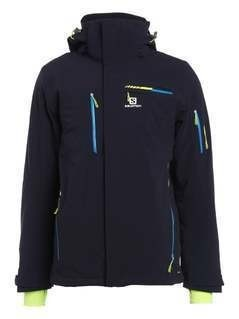 Salomon BRILLIANT Kurtka snowboardowa night sky
