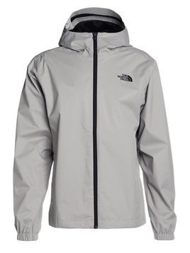 The North Face QUEST JACKET Kurtka przeciwdeszczowa mottled light grey