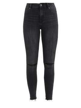 Cheap Monday HIGH SPRAY Jeans Skinny Fit reused black