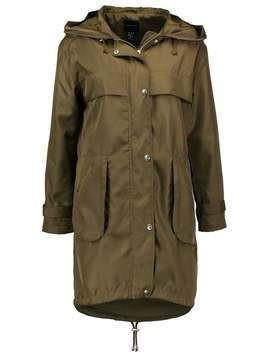 New Look STONEBRIDGE Parka dark khaki