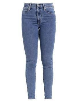Levi's® MILE HIGH SUPER SKINNY Jeans Skinny Fit cast away