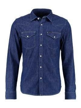 Lee WESTERN SLIM FIT Koszula rinse