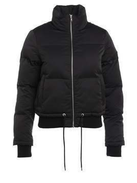 Superdry LUXE SPORTS Kurtka zimowa black