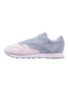 Reebok Classic CL LEATHER NBK Tenisówki i Trampki quartz/rain cloud