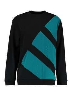 adidas Originals BLOCK CREW Bluza black