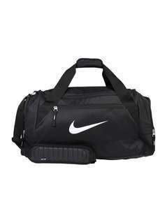 Nike Performance HOOPS ELITE MAX AIR DUFFEL BAG Torba sportowa black/black/white