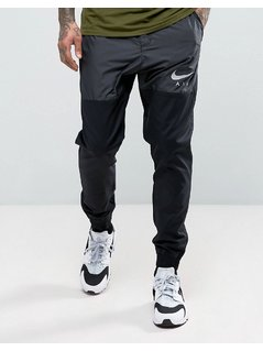 Nike Air Joggers In Tapered Fit In Black 832204-010 - Black