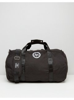 Hype Black Duffle Bag - Black