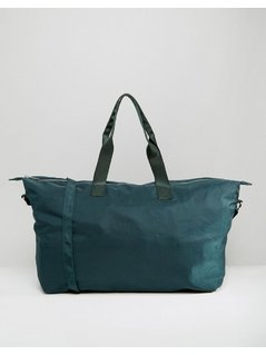 ASOS LIFESTYLE Slouchy Holdall - Green