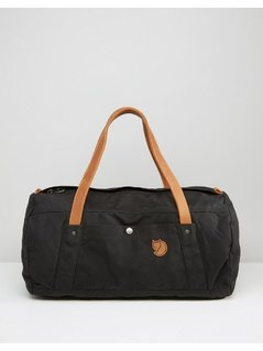 Fjallraven Duffle No. 4 30L Bag Black - Black