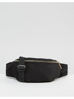 ASOS LIFESTYLE Bum Bag - Black