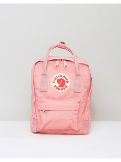 Fjallraven Mini Kanken in Pink - Pink