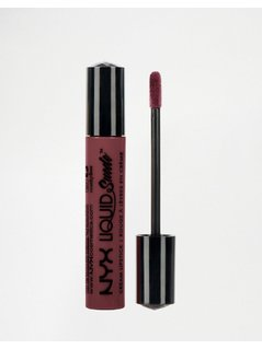 NYX Professional Make-Up - Liquid Suede Cream Lipstick - Purple