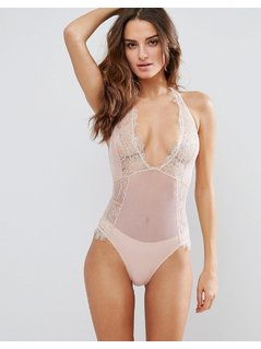 Bluebella Amelie Body - Pink