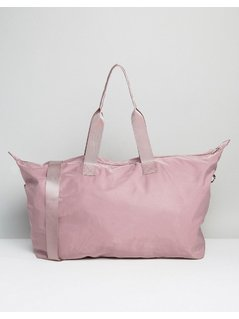 ASOS LIFESTYLE Slouchy Holdall - Pink