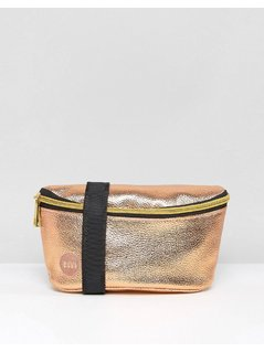 Mi-Pac Bum Bag Metallic Rose Gold - Gold