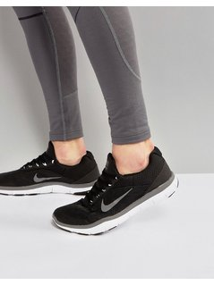 Nike Training Free V7 Trainers In Black 898053-003 - Black