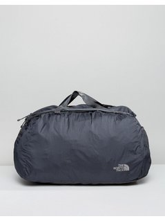 The North Face Flyweight Duffle In Grey - Grey