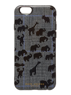 Printed iPhone 6S Case Gr. One Size
