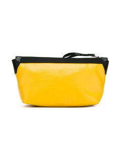 Dsquared2 two-tone logo wash bag