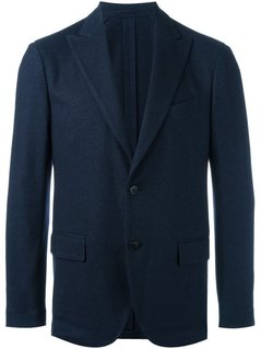 Lardini - Two-Button Blazer - Men - Silk/Cupro/Viscose/Cashmere - 50