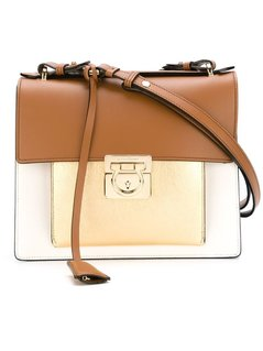 Normal salvatore ferragamo maya shoulder bag